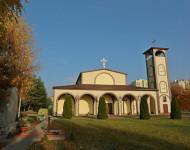 Szczecin Rzymskokatolicka parafia p.w. Najśw. Odkupiciela