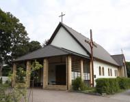 Szczecin Rzymskokatolicka parafia p.w. św. Franciszka z Asyżu