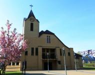Szczecin Rzymskokatolicka parafia p.w. Chrystusa Dobrego Pasterza