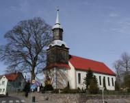 Trzebież Rzymskokatolicka parafia p.w. Podwyższenia Krzyża